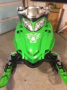 2003 ARCTIC CAT FIRECAT F7