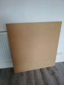 Plyboard, hardboard
