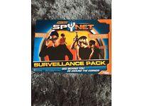 Spy Net surveillance pack