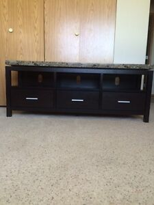 Brand new , never been used entertainment tv stand