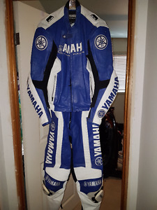Yamaha Leather 2 Piece