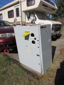 Used Carrier Gas Furnace