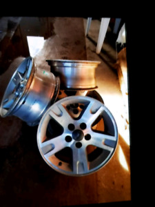 """Roue mags 17 """" Ford f150"""