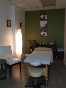 Treatment room for rent - part time - available now