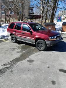 2001 jeep grand cherokee laredo 4x4 v8