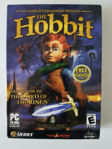 LOTR - THE HOBBIT PC VIDEO GAME