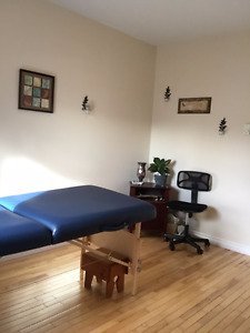 SPACE FOR HOLISTIC PRACTITIONER/COUNSELOR FOR RENT