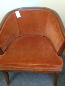 Retro chair in great condition at Second Stage