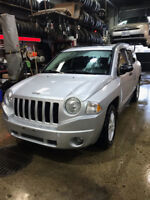 2008 JEEP COMPASS $4995 CERTIFIED! London Ontario Preview