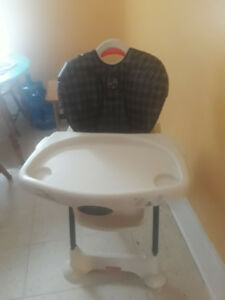 2 Stage High Chair