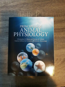 Principles of Animal Physiology - FOR SALE