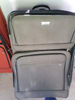 Large 27 inch pull along suitcase