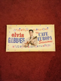Elvis. G. I Blues The Cafe Europa Sessions 4CD Set.