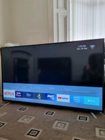 "55"" Sharp Smart 4k Ultra HD TV"