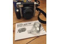 Fujifilm Instax Wide 300 instant camera wedding used once