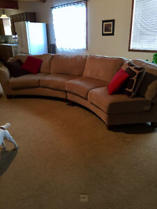Large sectional by Ashley furniture