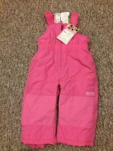 Girls size 18 months brand new snowpants