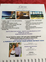 Get away for two to Sparkling Hill (april 6-9th)