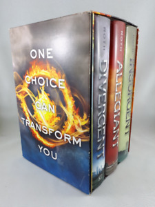 Hunger Games and Divergent Boxed Sets