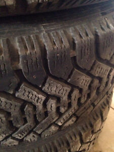 Goodyear Winter Tires and Rims Stratford Kitchener Area image 3