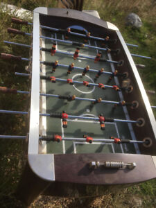 Pool Table and FoosBall Table for Sale