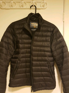 Woolrich Sundance Down Puff Jacket Mens Size Small