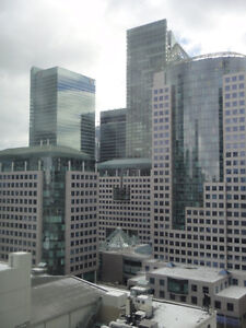 John & Adelaide St 1+Den Downtown Financial Street Available Now