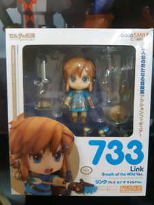 Good Smile Company - LOZ Breath of the Wild: Link - Nendoroid