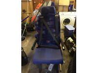 Seats to go in van campervan