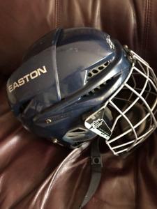 Easton Hockey Helmet for kids -size small