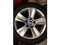 Good Year Alloy wheels BMW 5