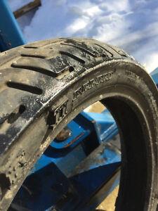 Dunlop Elite motorcycle tire 130/70-18 HOnda Goldwing 1500