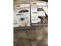 Endectrid veterinary flea and worm spot on for Dog and Cat