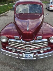 1946 Ford Monarch