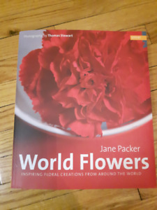World Of Flowers book by Jane Packer
