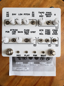 Boutique Effects Pedals; Empress, Montreal Assembly, Strymon