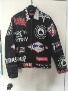 Supreme Thrasher 2013 Work Jacket