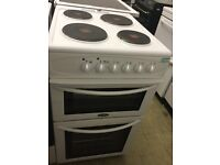 Belling Solid Hotpoint Double Oven Electric Cooker