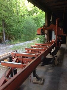 Woodmizer sawmill super hydraulic 40 Kawartha Lakes Peterborough Area image 4