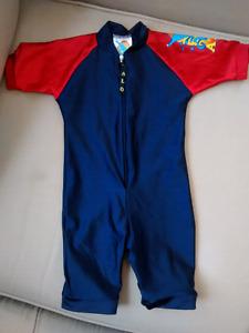 $10 Size 6-12M sun suit in excellent condition
