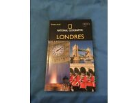 London guide by National Geographic. Spanish