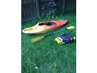 Wave sport z3 kayak