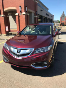 2016 Acura RDX Elite package fully loaded one owner NO GST