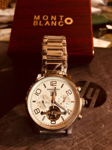 Brand New Product Mont Blanc Swiss watch for Mens-Free Delivery