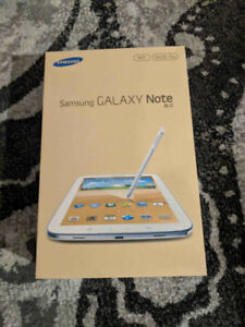 Samsung Galaxy Note 8.0 Tablet Like New. Used in Review.