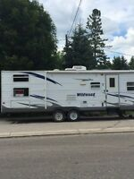 2008 30 foot wildwood travel camper