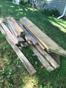 Free Wood - Great For Fire Pit