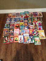 VCR Tapes 42 Various all for $20