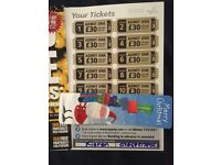10 Paintball Tickets IPG group