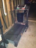 Nordiktrac treadmill c2300